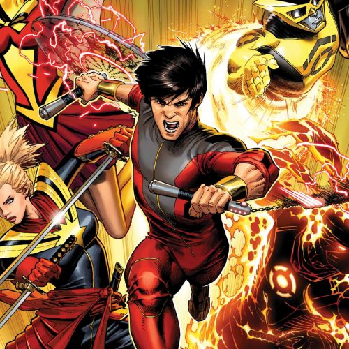 Marvel working on Asian superhero film, Shang-Chi