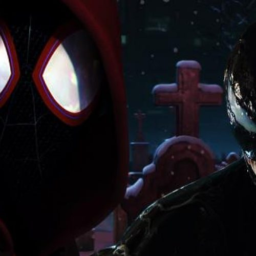 'Spider-Man: Into the Spider-Verse' star wants to face off with Tom Hardy as Venom
