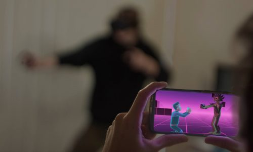 ViewR lets you share your VR gameplay on mobile devices