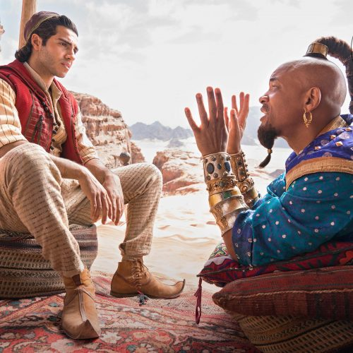 First look at Aladdin, Genie, Jasmine, Abu, Jafar in live-action movie