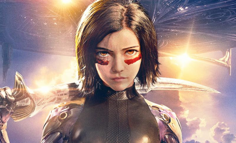 Alita: Battle Angel - Passport to Iron City