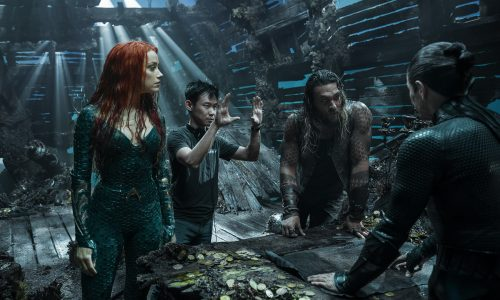 James Wan to tackle Aquaman sequel only if he finds 'seaworthy script'