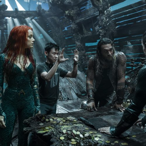 James Wan to direct a horror film before Aquaman 2