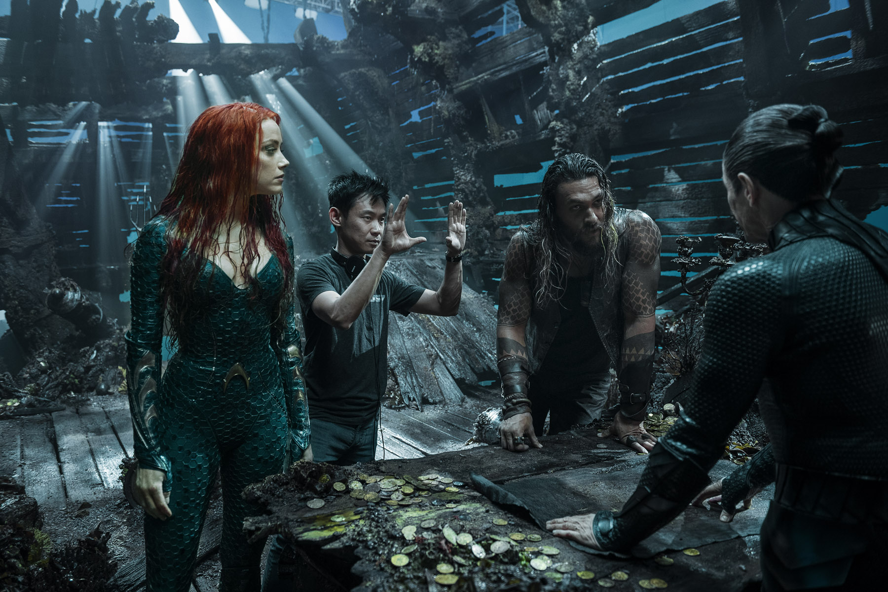 Aquaman James Wan Mera Vulko