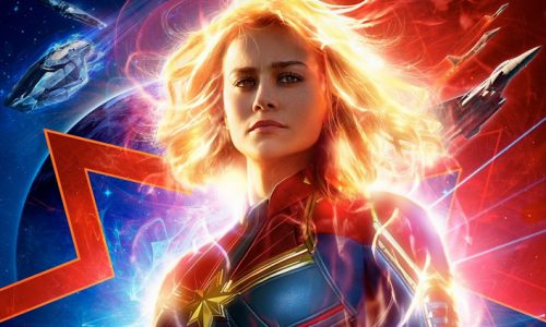 Carol battles the Skrulls in new Captain Marvel trailer