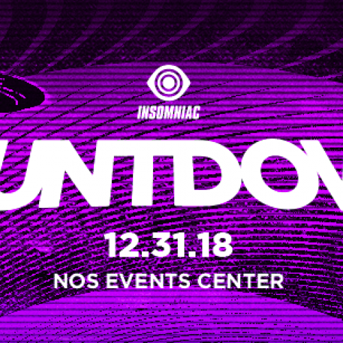 Listen to Insomniac's Countdown 2018 playlist