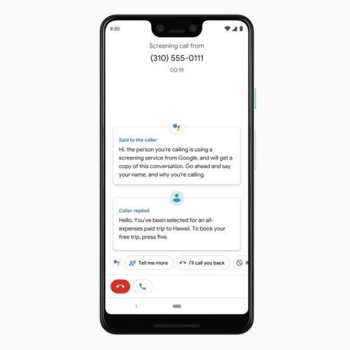 Google's Call Screening rolling out to original Pixel and Pixel XL