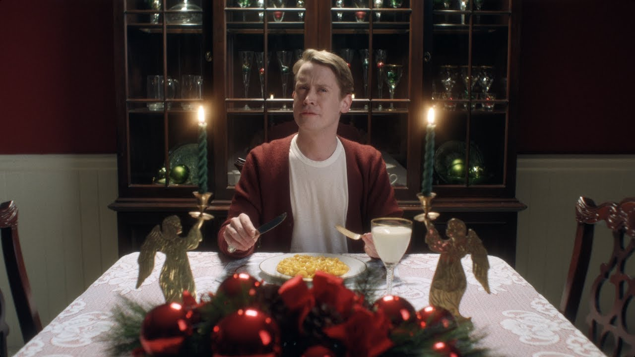 index.ht_Home Alone reimagined with Macaulay Culkin as adult Kevin in Google Assistant ad ...