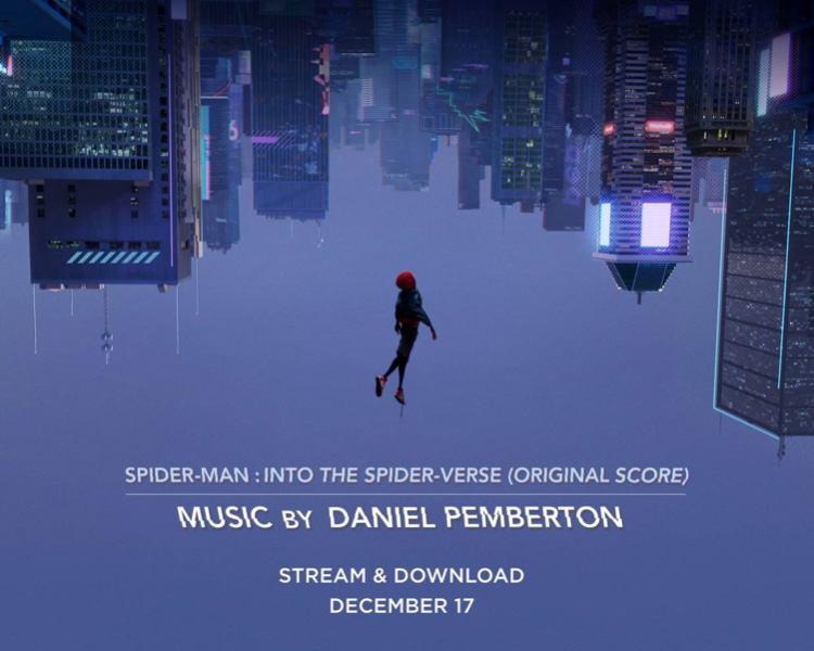 Spider-Man: Into the Spider-Verse Original Score