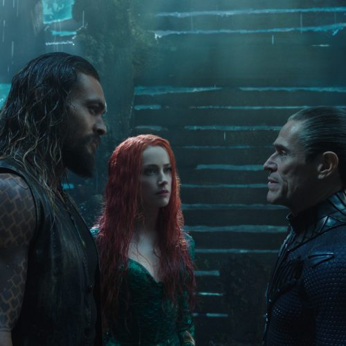 Aquaman director James Wan doesn't want to do another superhero movie for now