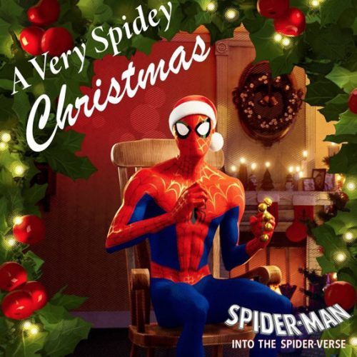 Spider-Man: Into the Spider-Verse – A Very Spidey Christmas is here
