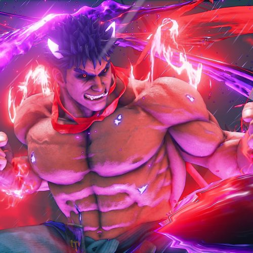 Kage, formerly Evil Ryu, joins Street Fighter V: Arcade Edition