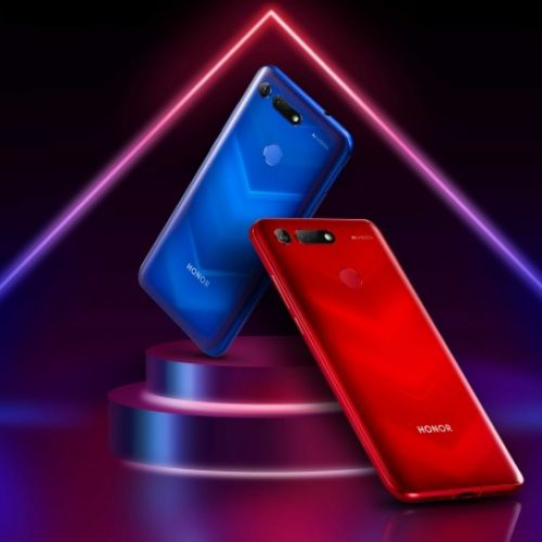 Honor launches new V20 smartphone with 48-megapixel camera