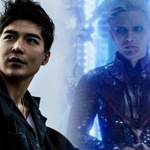 Aquaman's Ludi Lin on Captain Murk, Shang-Chi, superpowers and Asian representation