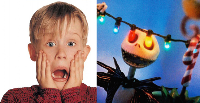 the nightmare before christmas home alone