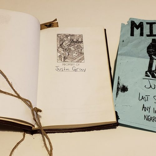 The Mysterious Package Company delivers immersive storytelling in the mail