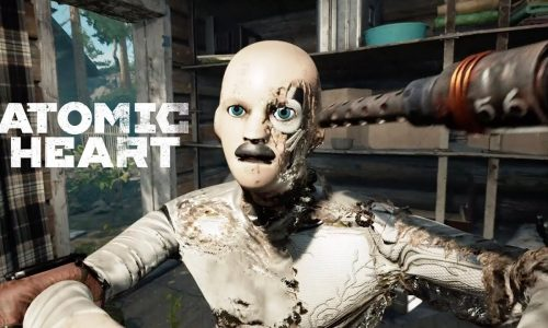 Atomic Heart 10-minute gameplay trailer looks gorgeous with deadly robots