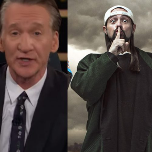 Kevin Smith replies to Bill Maher trash talking the comic book community