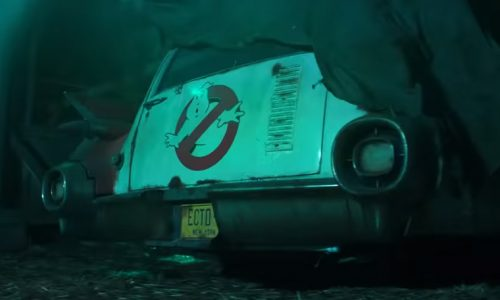 Jason Reitman's Ghostbusters sequel teaser trailer reveals Ecto-1