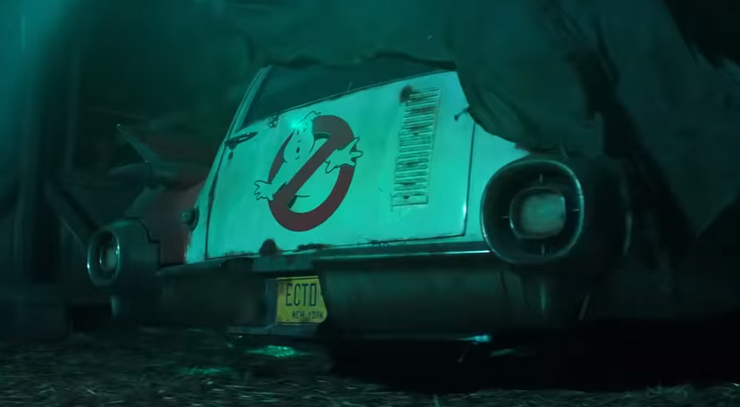Ghostbusters ecto-1 Ghostbusters sequel