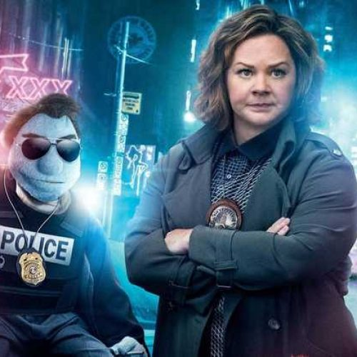 Razzie nominations are here and include The Happytime Murders and Holmes & Watson