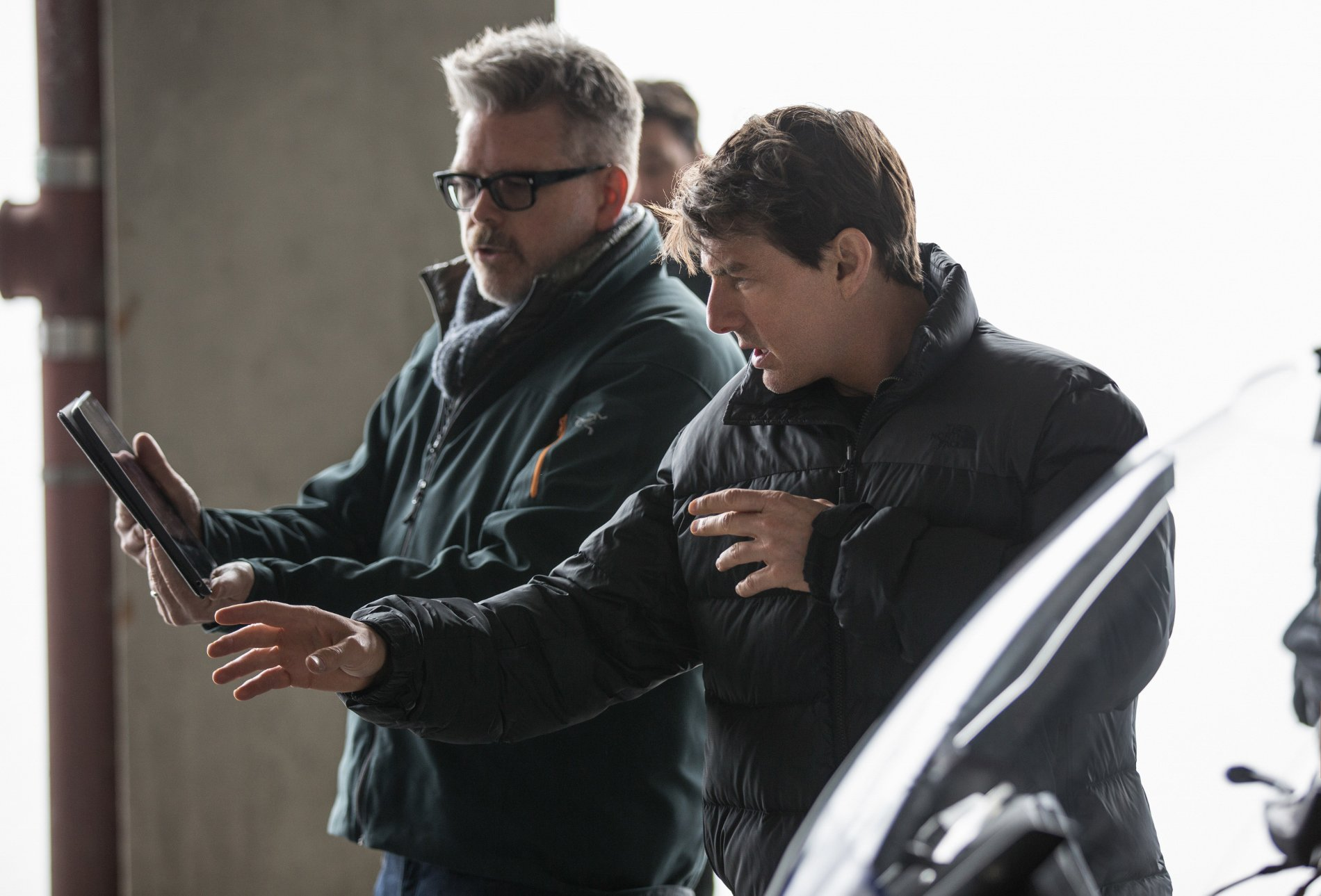 Mission Impossible Christopher McQuarrie Mission: Impossible