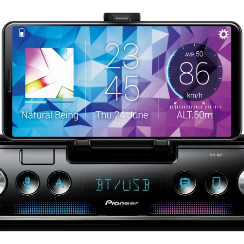 Pioneer turns your smartphone into an in-dash car display