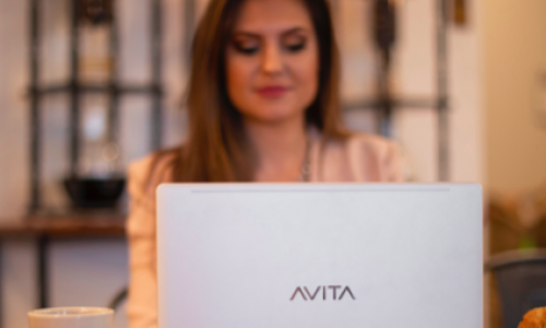 Meet Liber, Avita's latest colorful laptop