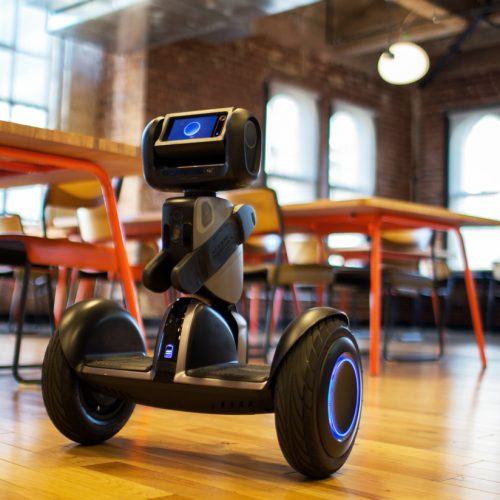 CES 2019: Segway-Ninebot owes me a new pair of socks