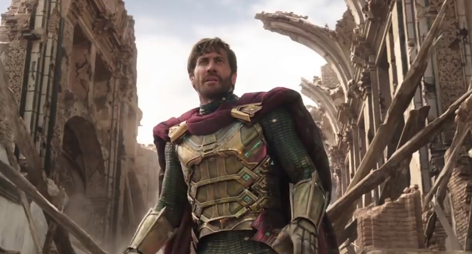 Spider-Man Far From Home Jake Gyllenhaal Mysterio