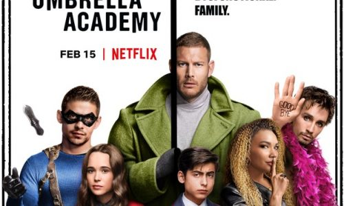 Netflix's The Umbrella Academy captures the craziness of the comics (review)
