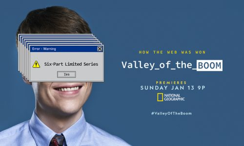 NatGeo's Valley of the Boom limited series now available