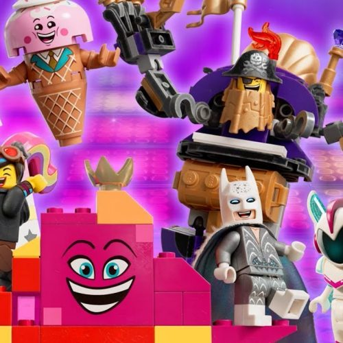 The LEGO Movie 2's new catchy song will get stuck inside your head