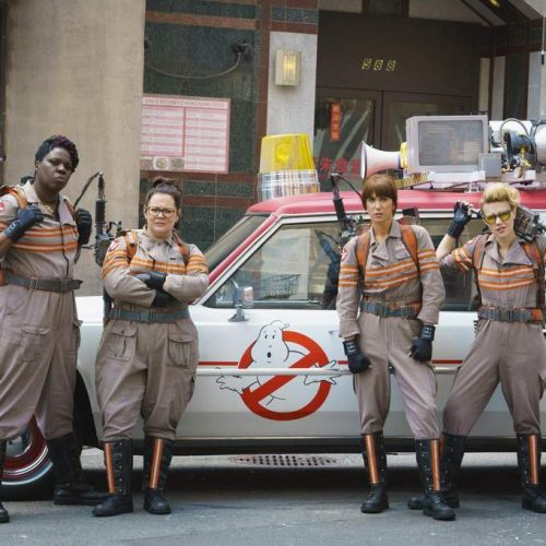 Leslie Jones is furious about upcoming Ghostbusters sequel