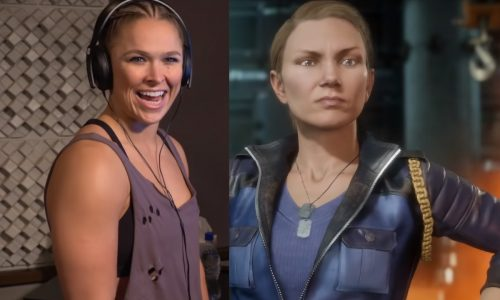 Ronda Rousey voices Sonya Blade for Mortal Kombat 11