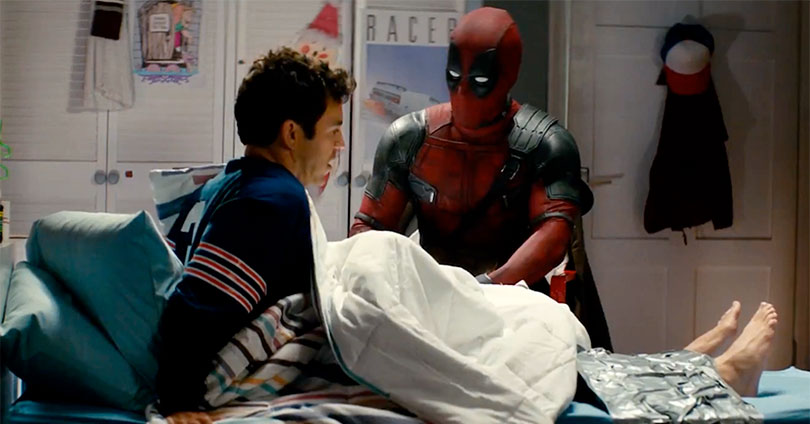 Once Upon a Deadpool - Fred Savage and Ryan Reynolds