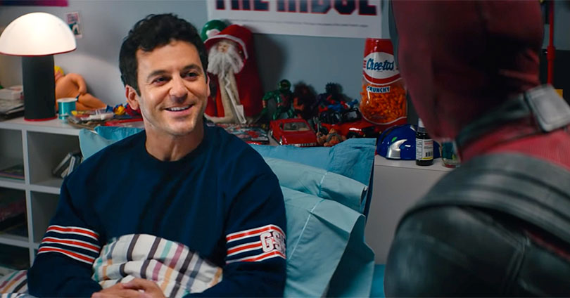 Once Upon a Deadpool - Fred Savage