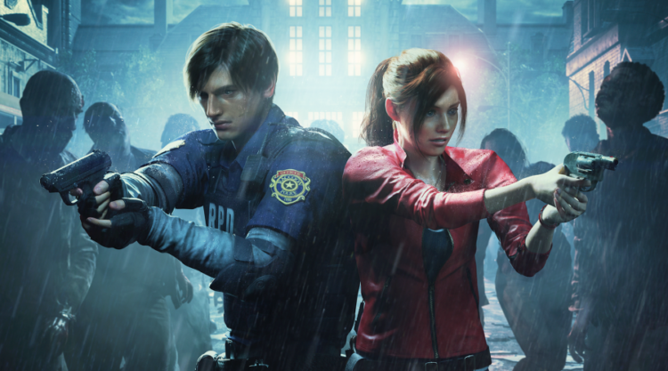 Resident Evil 2 Classic '98 Costumes Announced