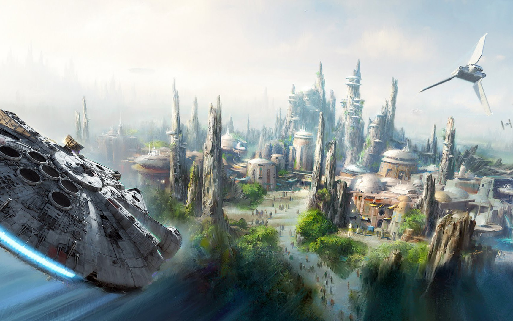 star wars galaxy's edge disneyland