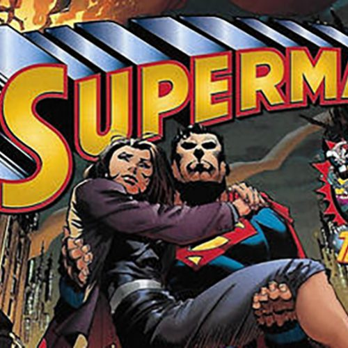 Writer responds to outrage over Superman comic featuring deaths of Lois Lane
