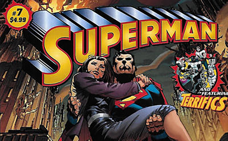 superman giant 7 cover