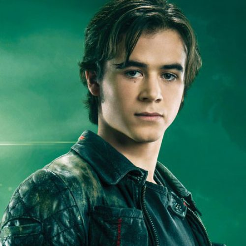 Keean Johnson on Hugo and Alita: Battle Angel