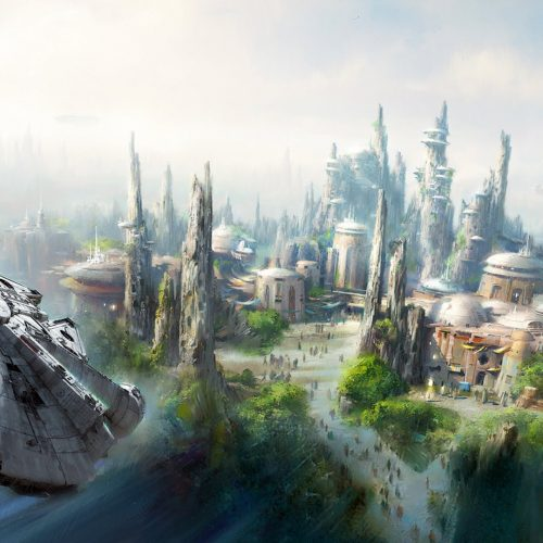 Star Wars: Galaxy's Edge main ride may be a 28-minute experience