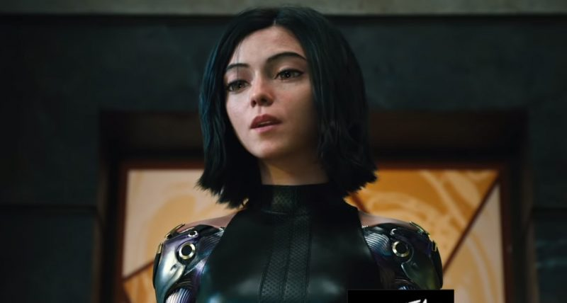 Alita Battle Angel Alita: Battle Angel