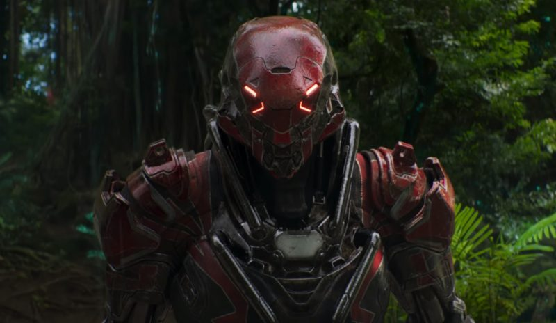 Anthem trailer Neill Blomkamp Anthem: Conviction