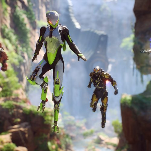 BioWare's Anthem is getting mixed reviews