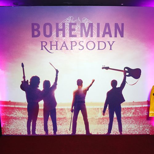Queen fans rock out at Bohemian Rhapsody's Get Loud Extravaganza in LA