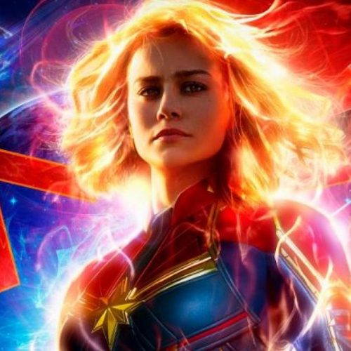 Captain Marvel's Brie Larson explains she doesn't want to take seats away from certain groups