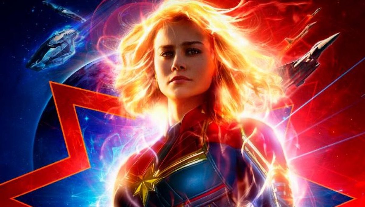brie larson on captain marvel's smiling controversy and film's