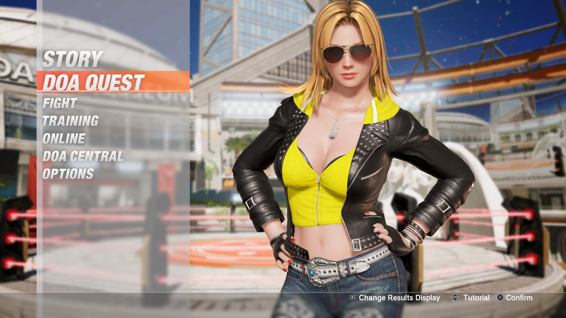 DEAD OR ALIVE 6 DOA Quest